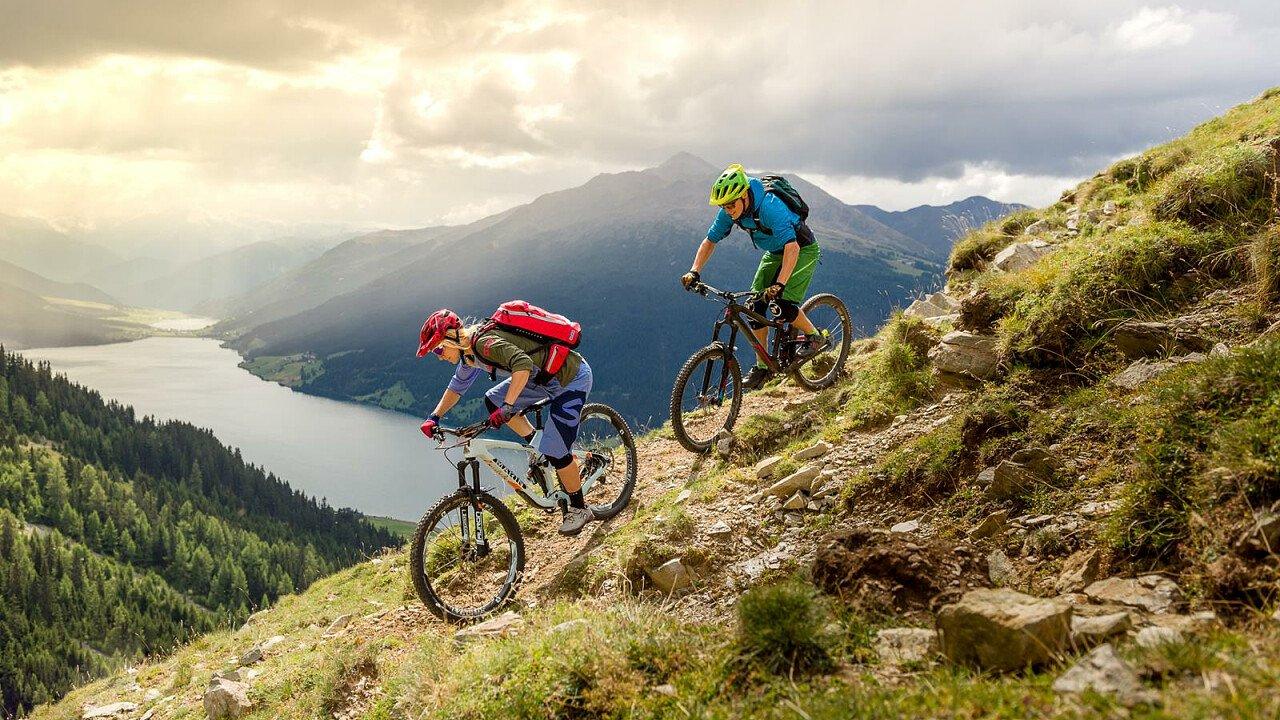 Giro Goasberg - monte delle capre