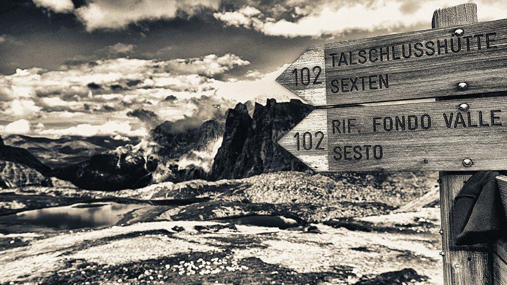 Val di Non-lakes - cover