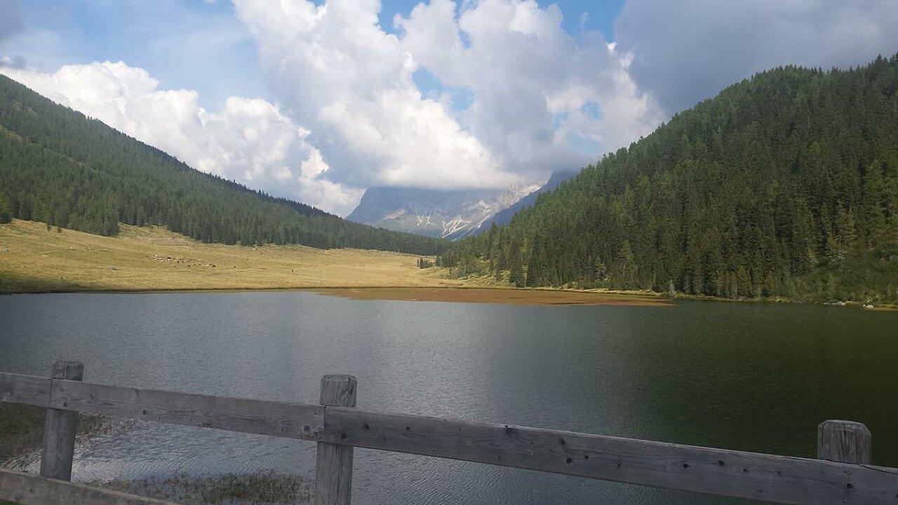 Lago di Calaita - San Martino di Castrozza - Passo Rolle - Primiero - Vanoi