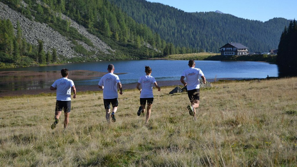 Primiero Dolomiti Marathon - 26K - cover