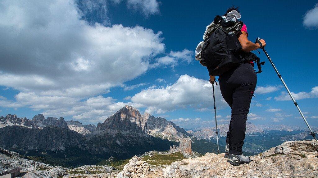Trekking Plodn: tour des bergs Peralba - cover