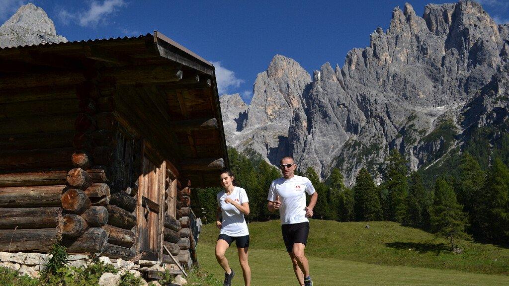 Primiero Dolomiti Marathon - Family Trail - cover