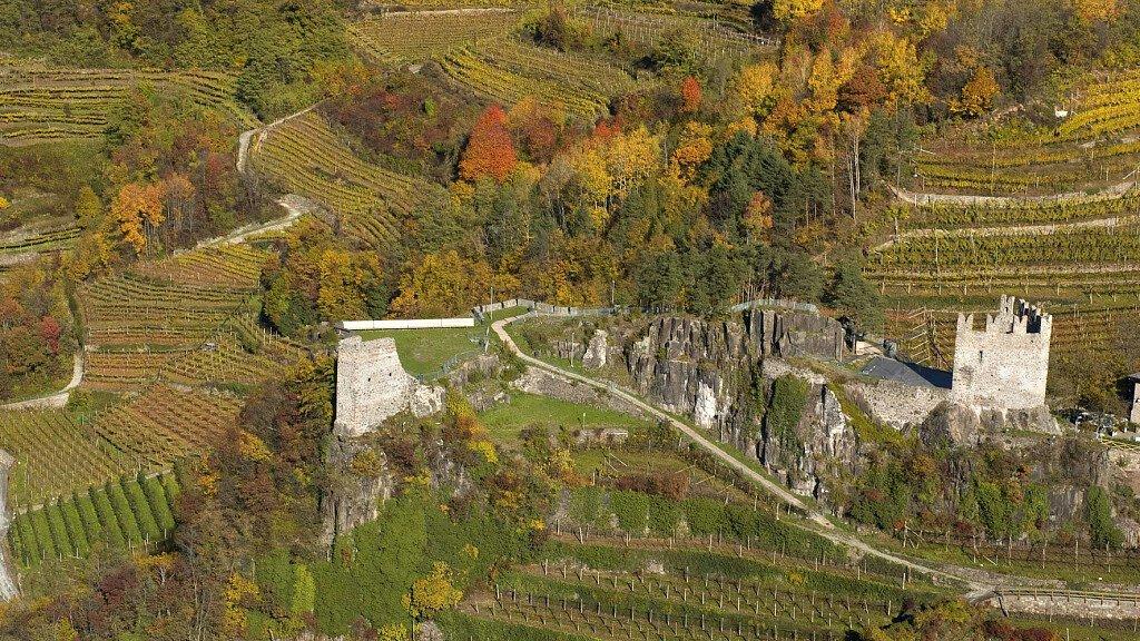 Strada del Vino e dei Sapori Colline Avisiane, Faedo, Valle di Cembra  - cover