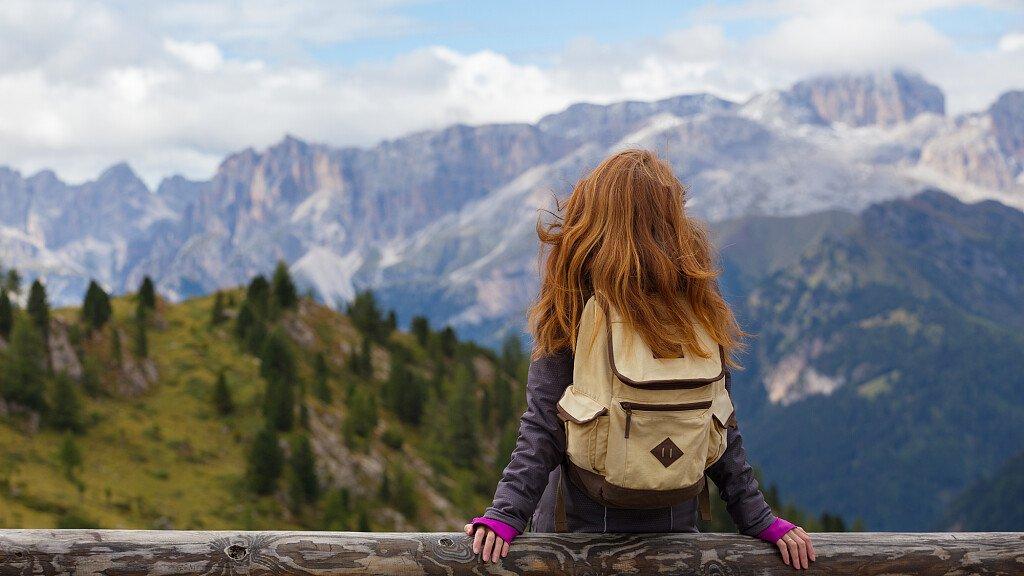 Itinerario sul Monte Schiara - Monte Talvena: Sentiero C.A.I. n° 506 - cover