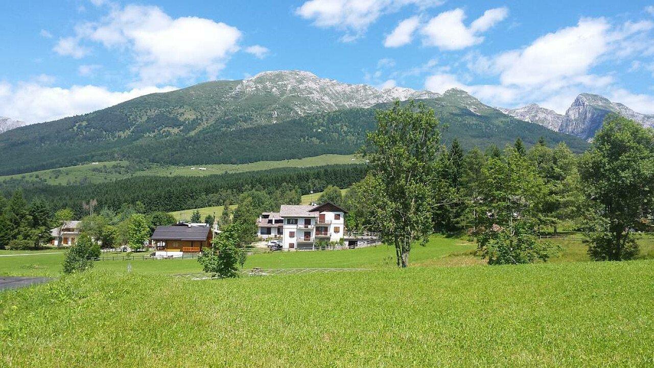 Prati e boschi a Tambre d'Alpago - Bellunese