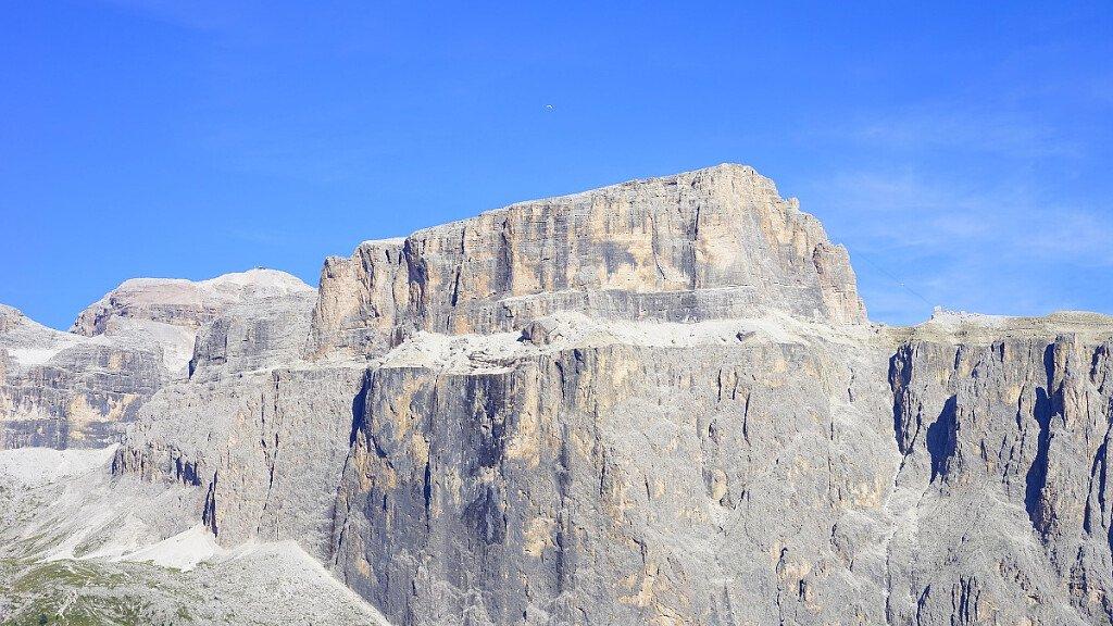 Trekking auf dem Sella Massiv: von Sass Pordoi zum Piz Boe - cover