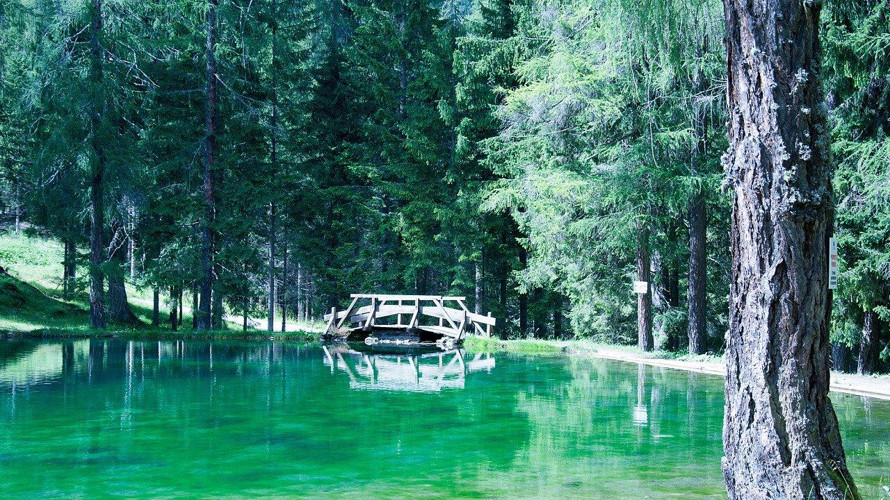Laghi e fiumi tra le Dolomiti UNESCO