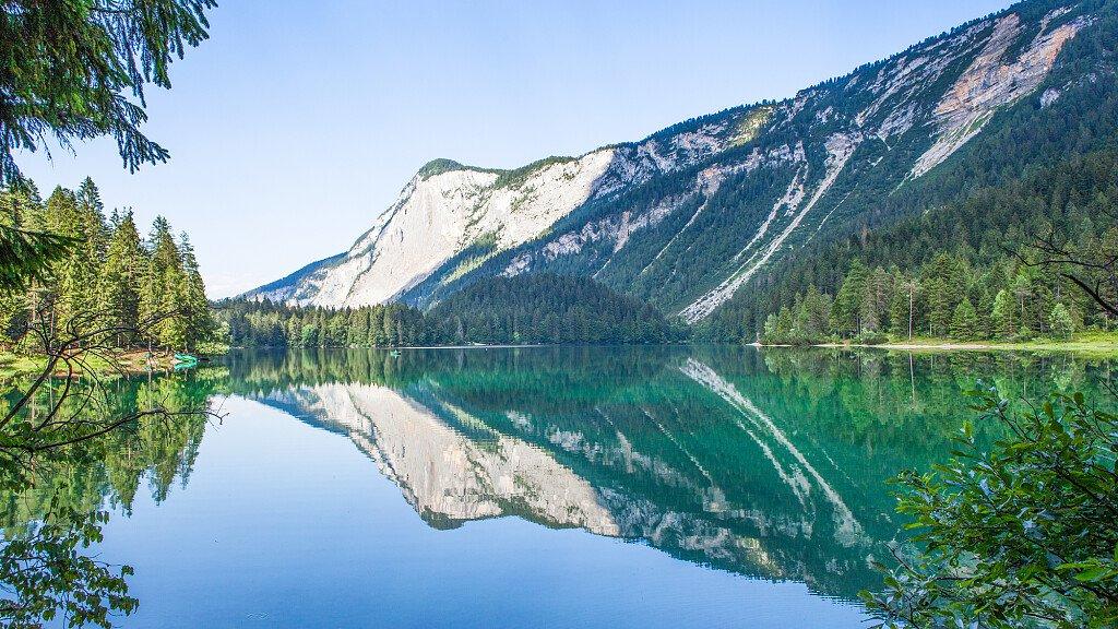 Lakes of Bocche and Giuribrutto - cover