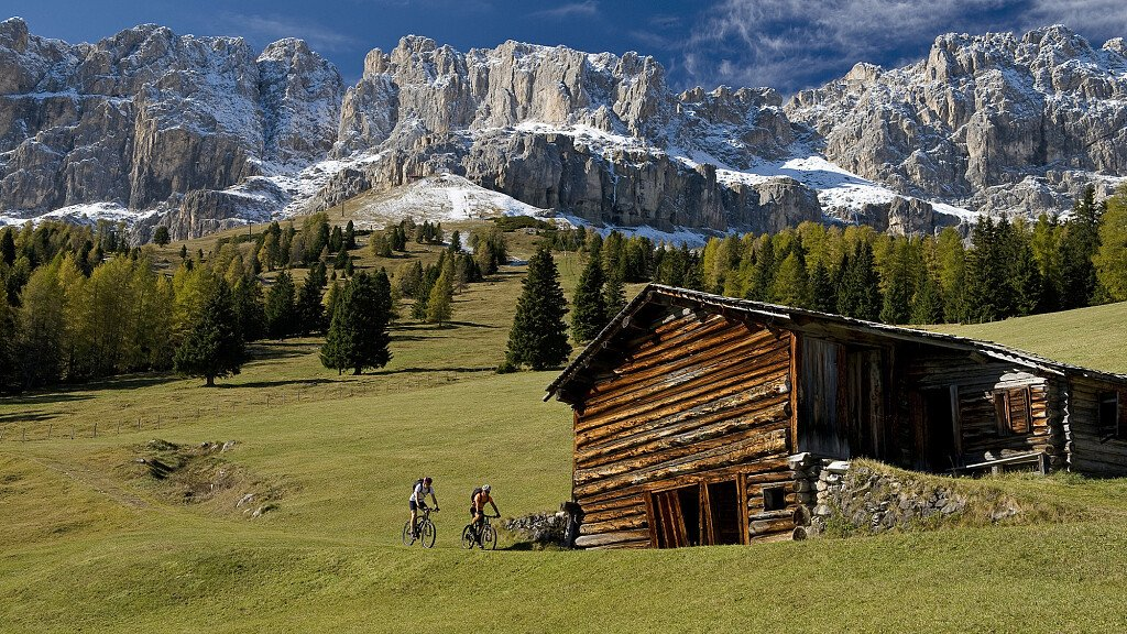 Mountain bike itineraries: Folgaria Plateau - cover