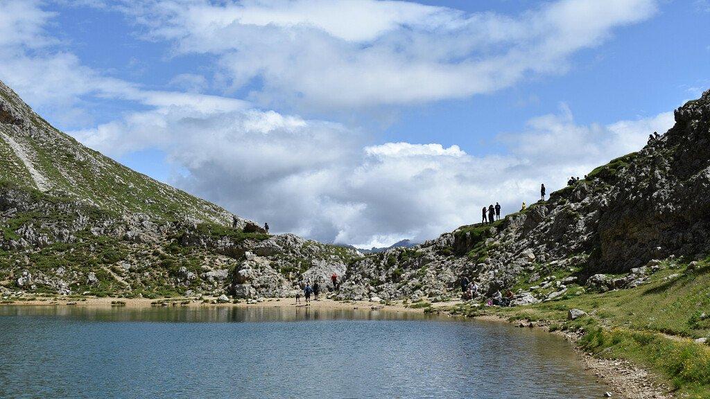Lake of Boè - cover
