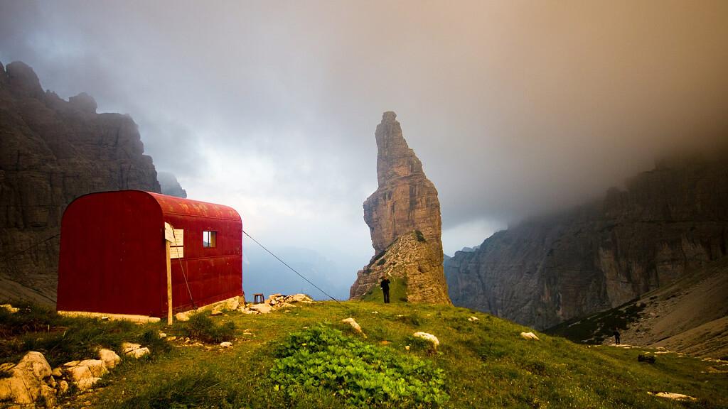 Alta Via 6 - l'Alta Via delle Dolomiti - cover