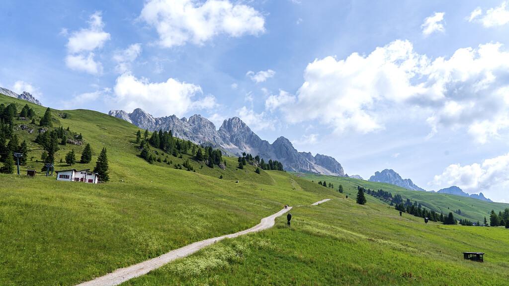 Passo San Pellegrino - Fuciade - cover