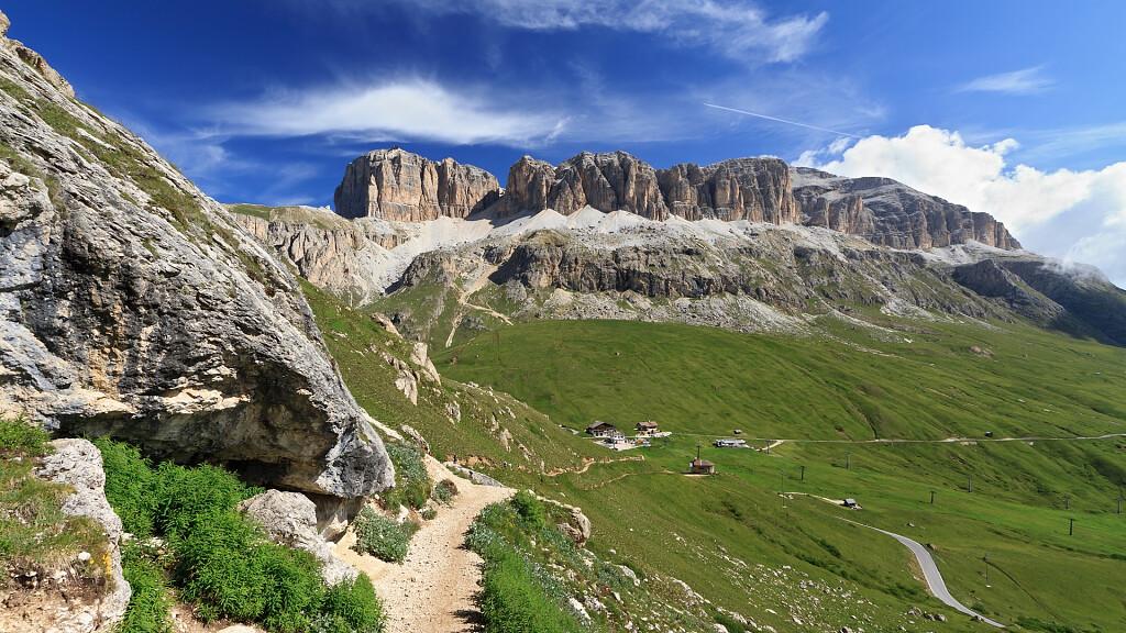 Campitello di Fassa - Pra Molin - Val Duron - cover