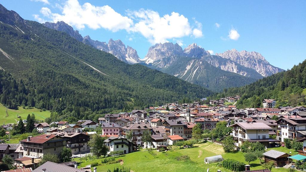 Dolomiti Accessibili: itinerario Forni di Sopra – Rifugio Giaf - cover