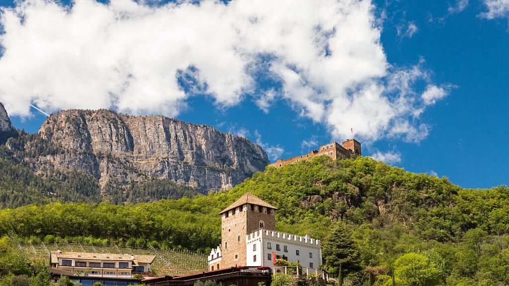 Il Tour dei tre Castelli di Appiano - cover