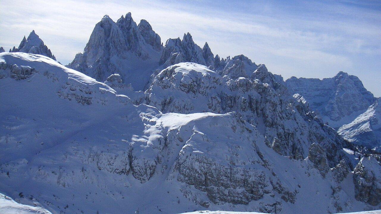 Inverno tra le Dolomiti UNESCO di Misurina