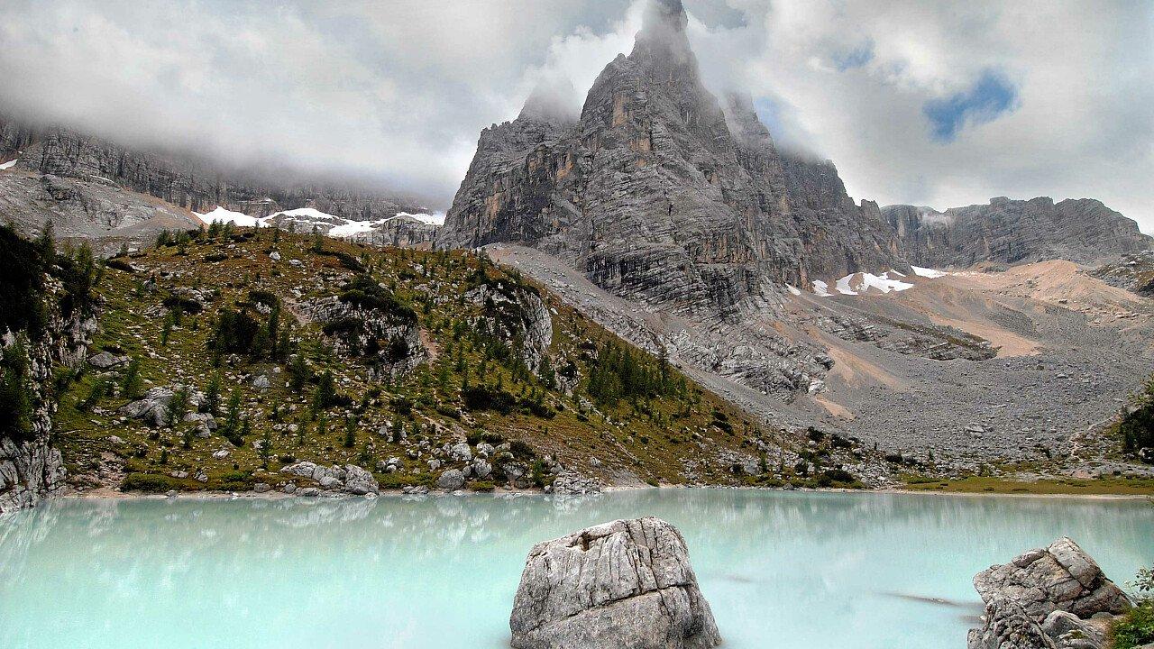 Il Lago di Sorapis nelle Dolomiti UNESCO - Cortina d'Ampezzo
