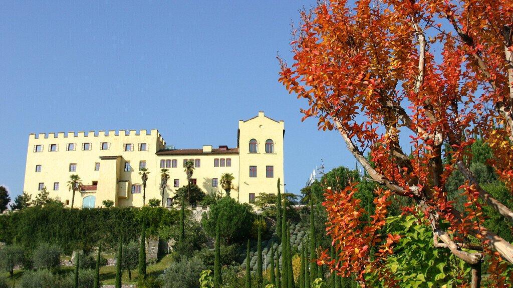 I Giardini di Castel Trauttmansdorff chiudono un'altra stagione di successi - cover
