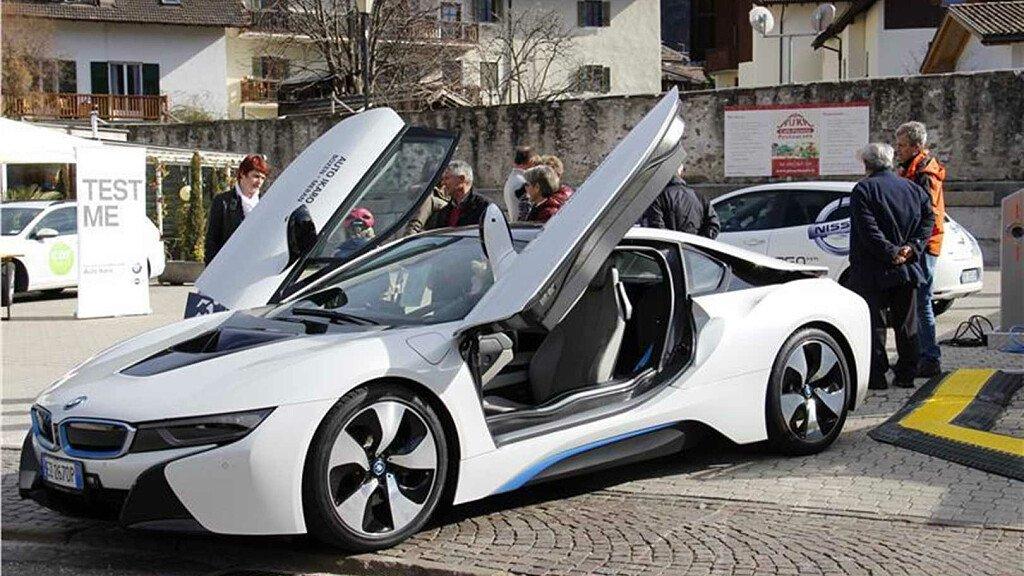 Roadshow mobilità elettrica a Brunico - cover