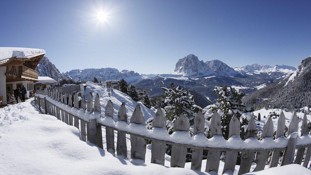 Il nuovo balcone panoramico in Val Gardena - cover