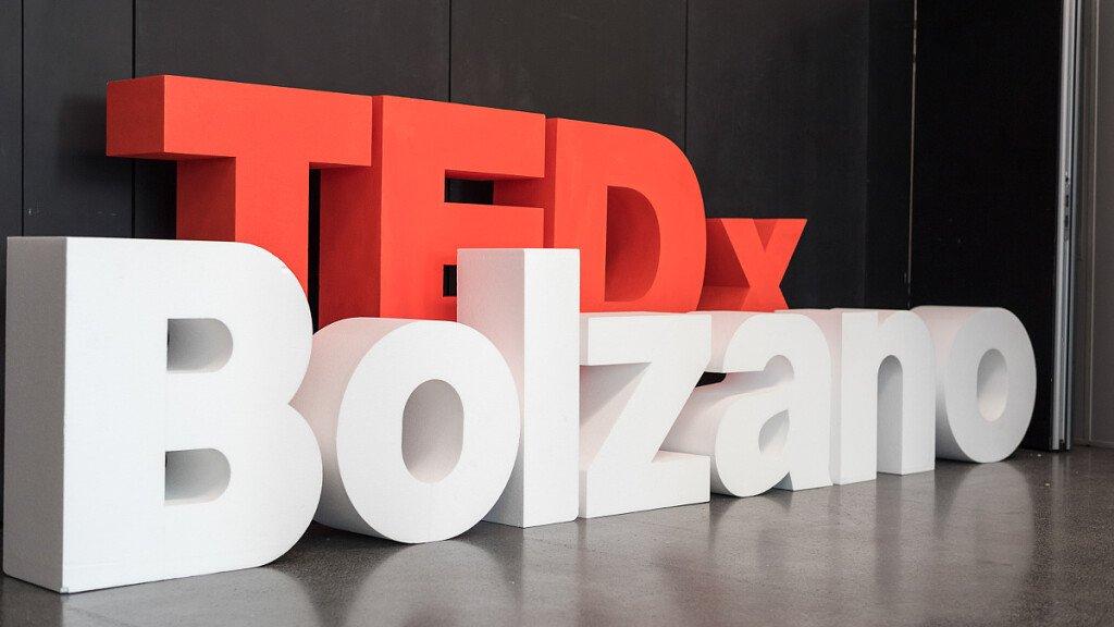 TEDxBolzano - cover