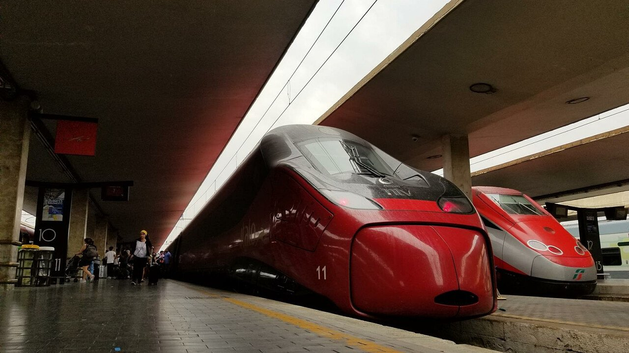 Treno Frecciarossa diretto Bolzano-Milano