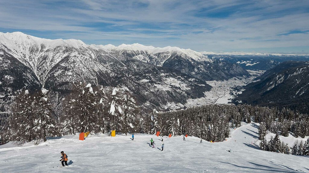SkiEat Gourmet Snowtour in Trentino - cover