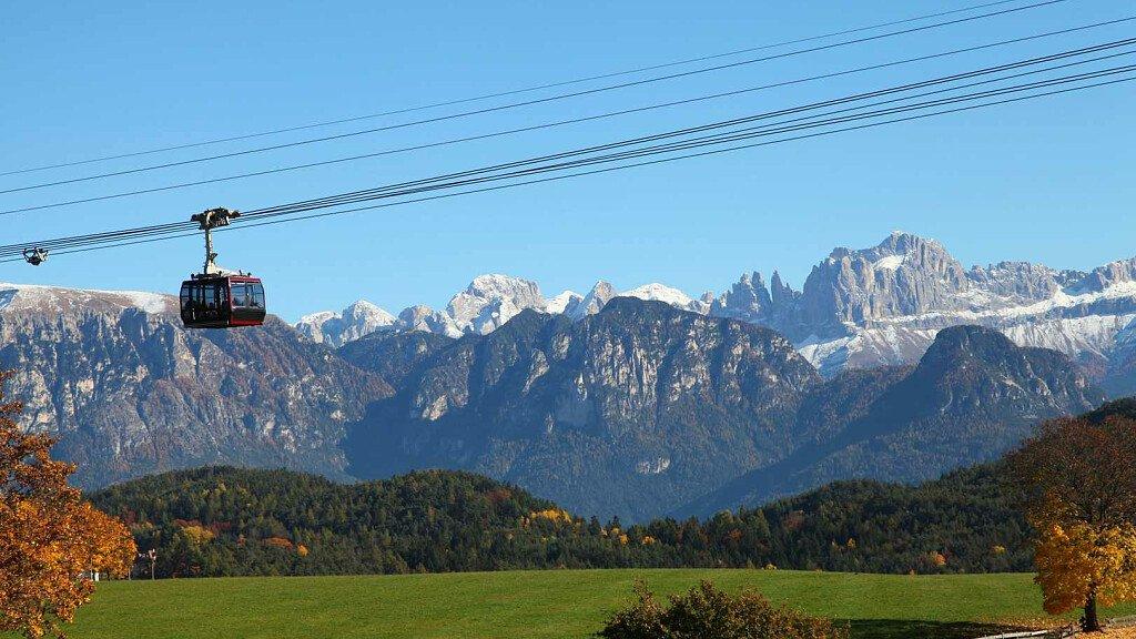 Hirtensteig, sentiero del pastore sull'Altopiano del Renon - cover