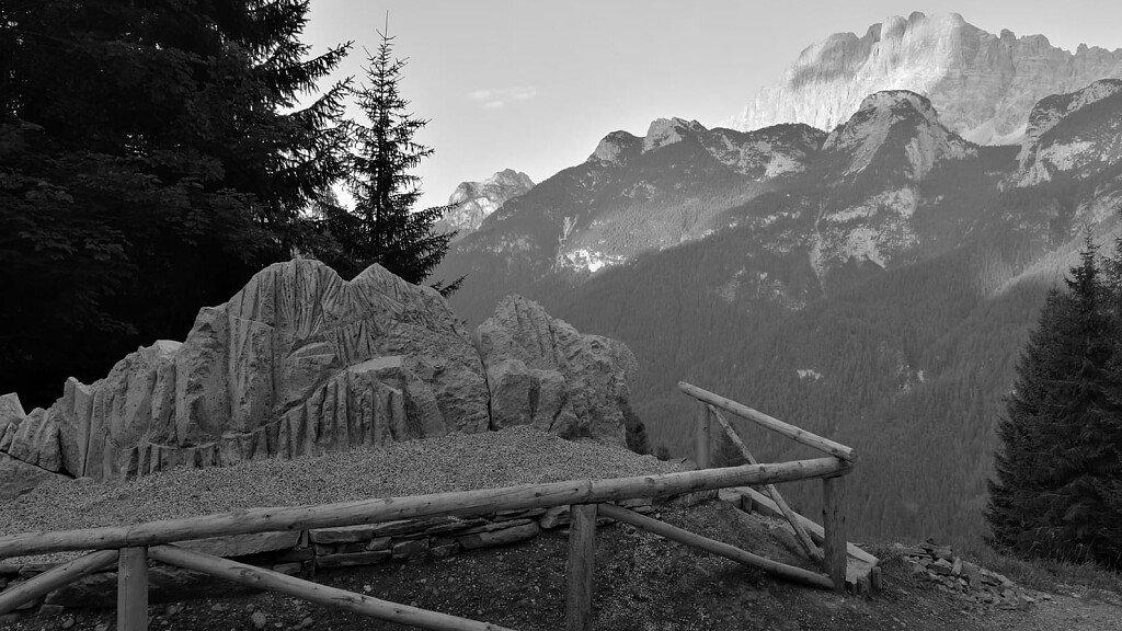 Il Sentiero delle Dolomiti in miniatura - cover