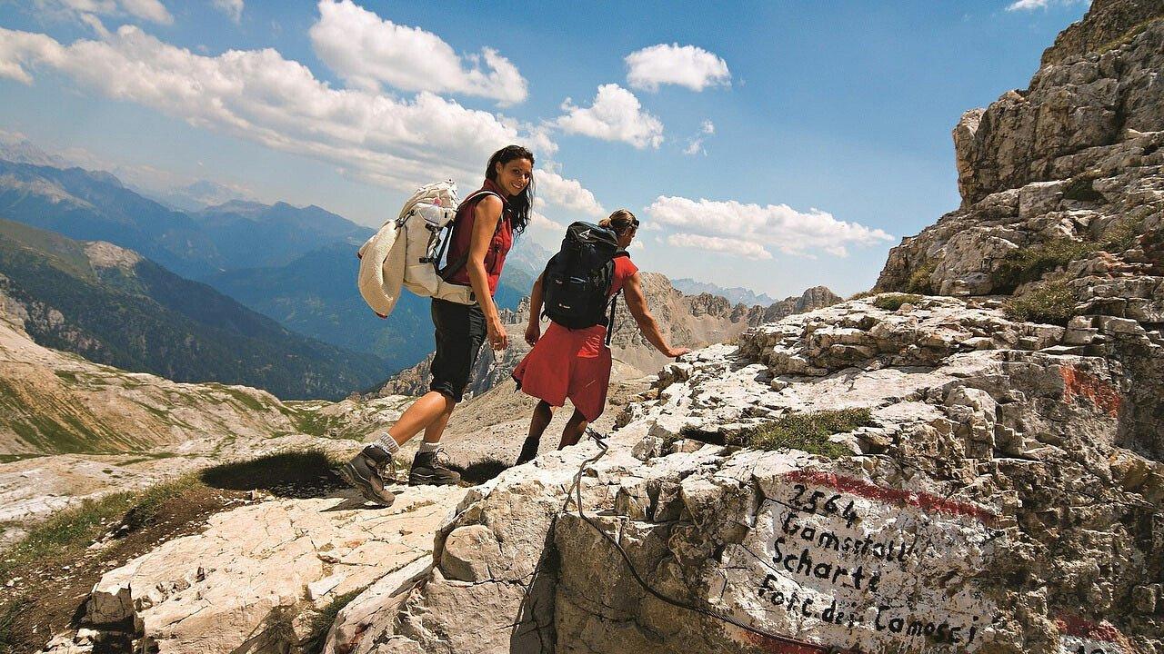 Rosengarten - Latemar: escursioni tra Catinaccio e Latemar - Dolomiti dell'Alto Adige