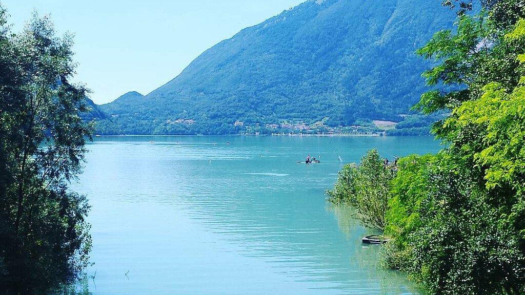 Sposarsi sul Dolada o al lago di Santa Croce - cover
