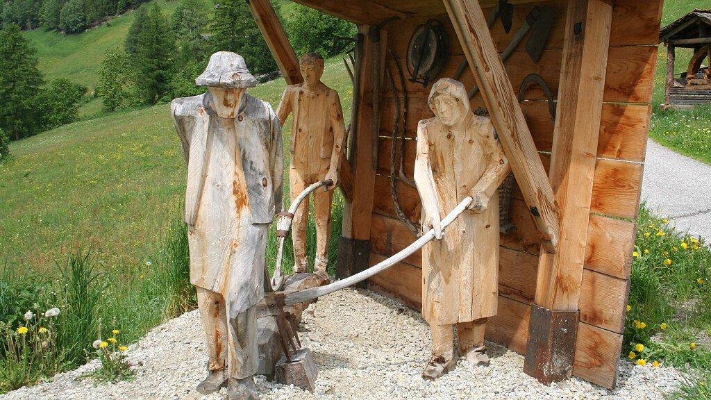 Inaugurazione del museo dell'acqua a Selva dei Molini - cover