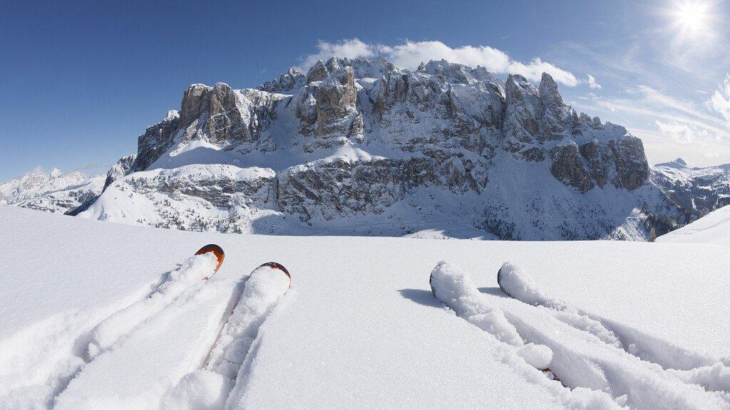 Val Gardena prima nel sondaggio di Mondo Neve - cover