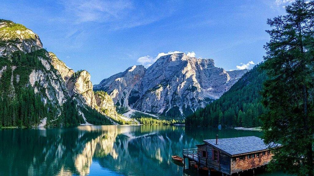 Lago di Braies: limitazioni al traffico - cover