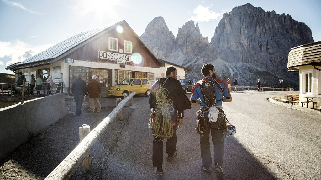 Sella Pass summer closure confirmed - cover
