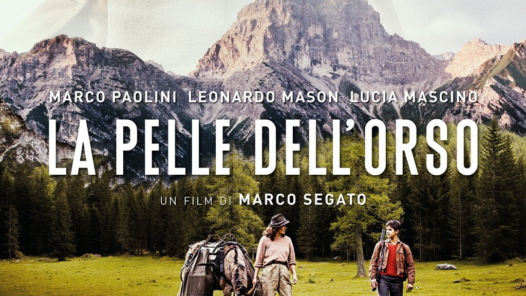 """La pelle dell'orso"" (The Bearskin), at cinemas now - cover"