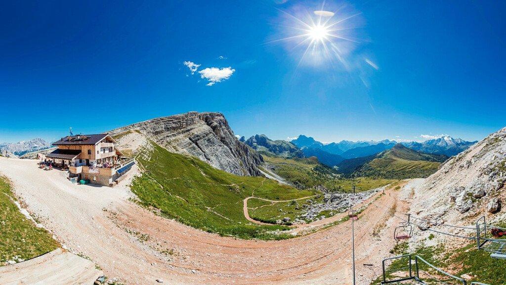 Settembre a Cortina tra eventi, sport e gusto - cover