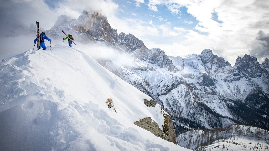 San Martino di Castrozza, enchanting spectacle of nature - cover