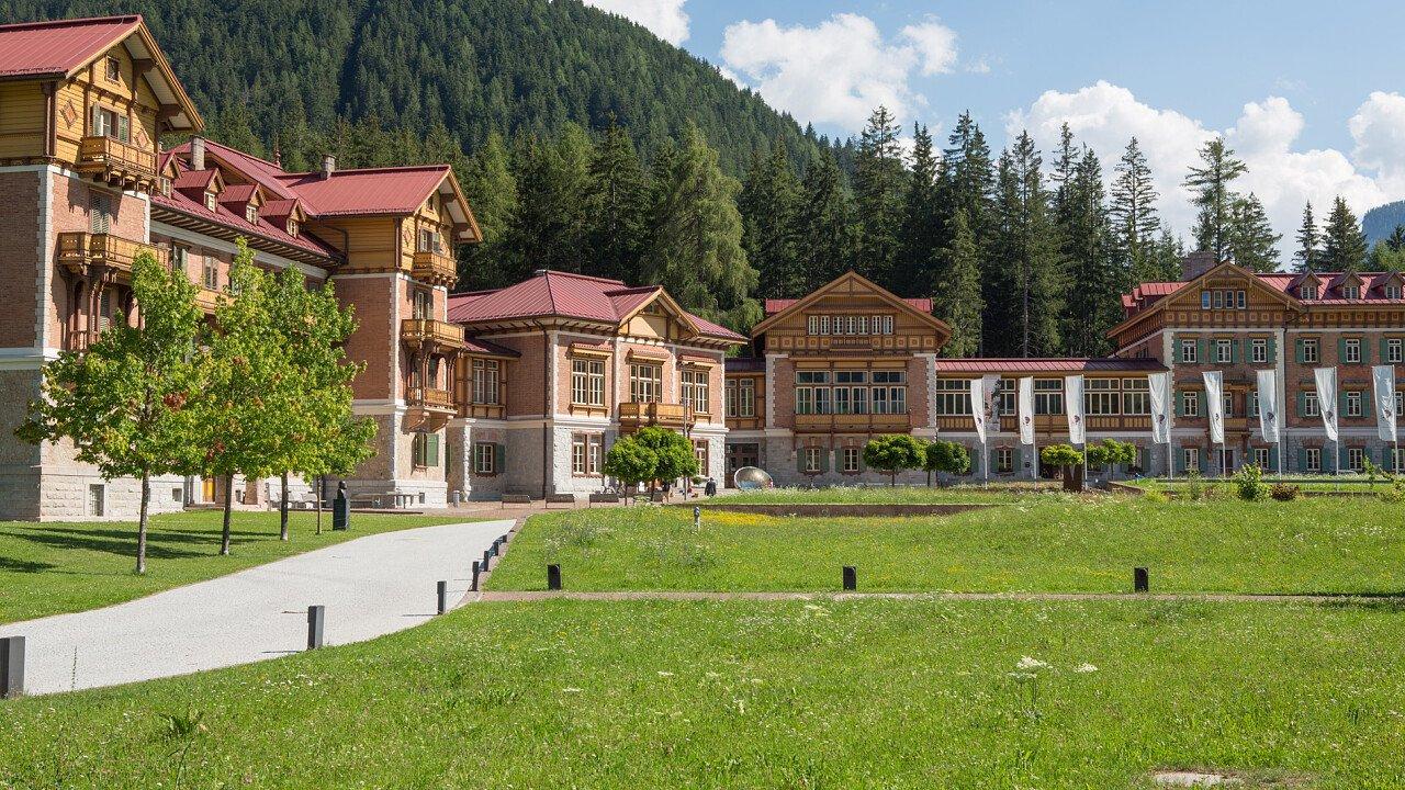 Hotel a Dobbiaco, nella zona delle Tre Cime/3 Zinnen in Alta Pusteria