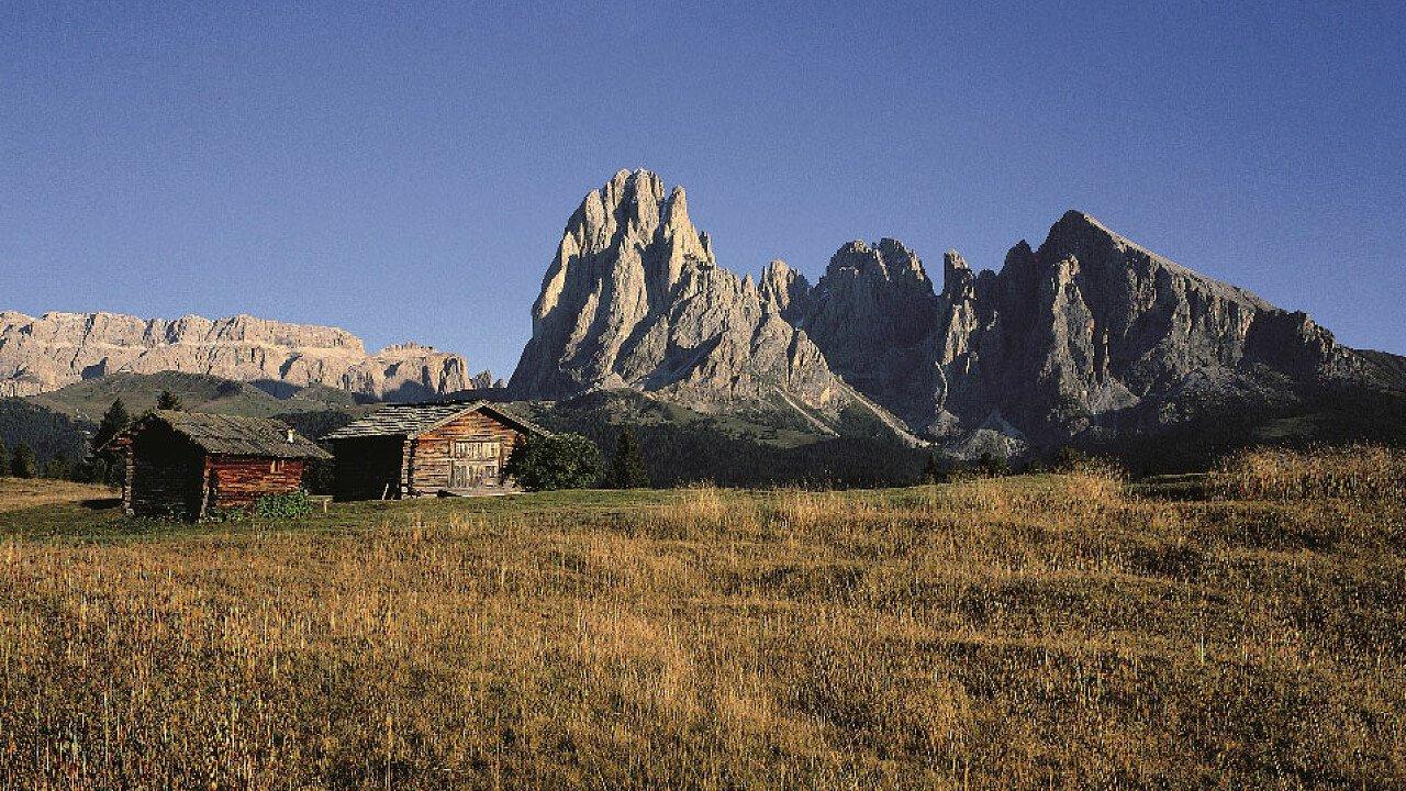 Le Dolomiti UNESCO della Val Gardena - Alto Adige