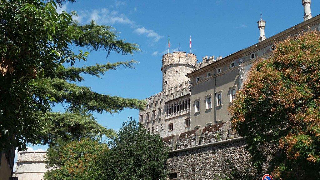 Castello del Buonconsiglio, meraviglia italiana - cover