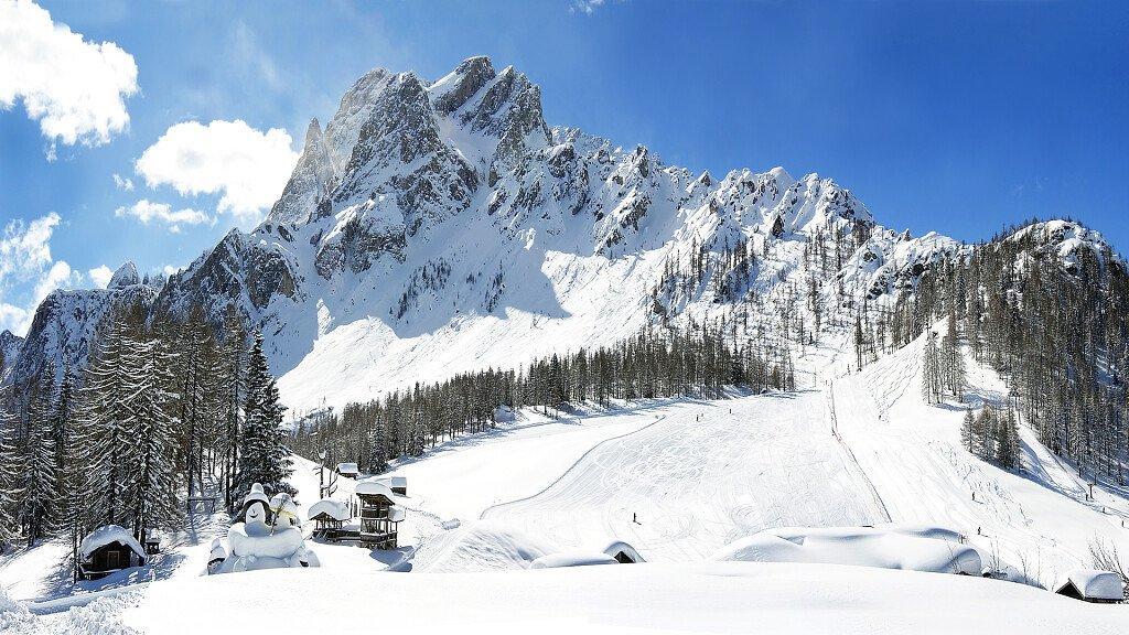 Dolomiti di Sesto: apertura stagione sciistica il 29 novembre - cover
