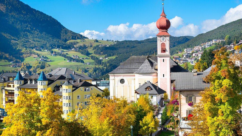 Le location del Trentino-Alto Adige di Vite in Fuga - cover