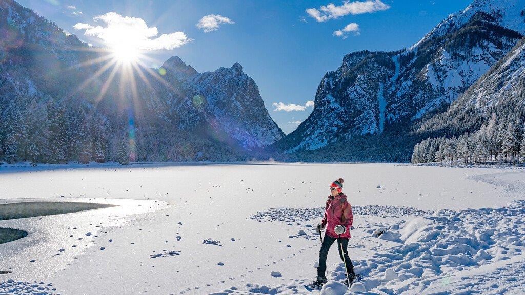 4 esperienze top sulle Dolomiti d'inverno - cover