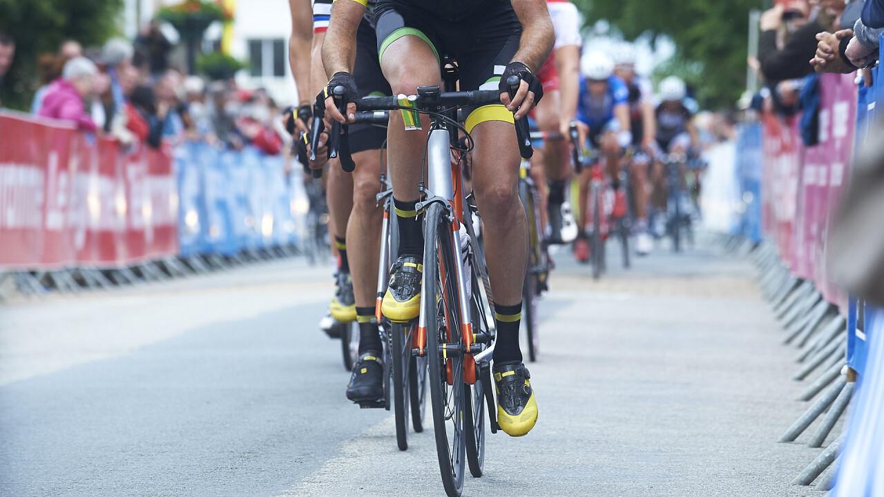 Road cycling race
