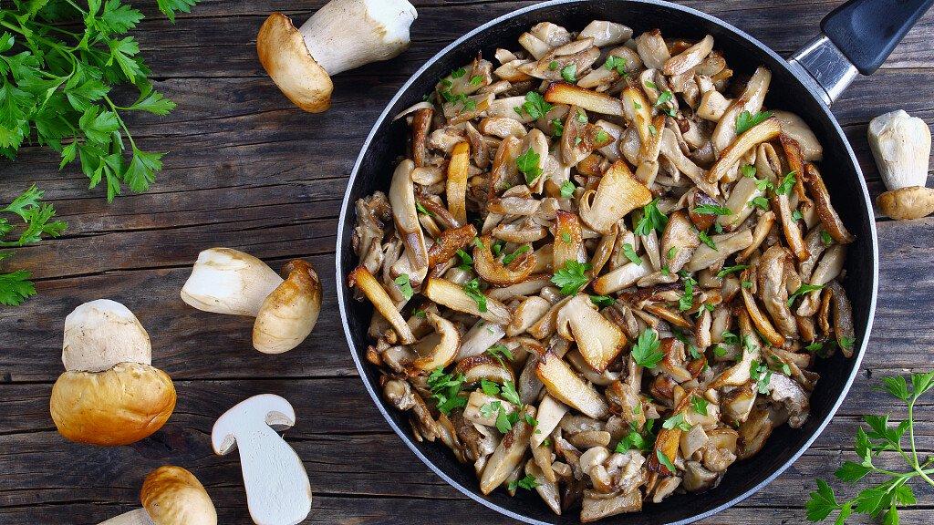 Recipe of Sautéed mushrooms - cover