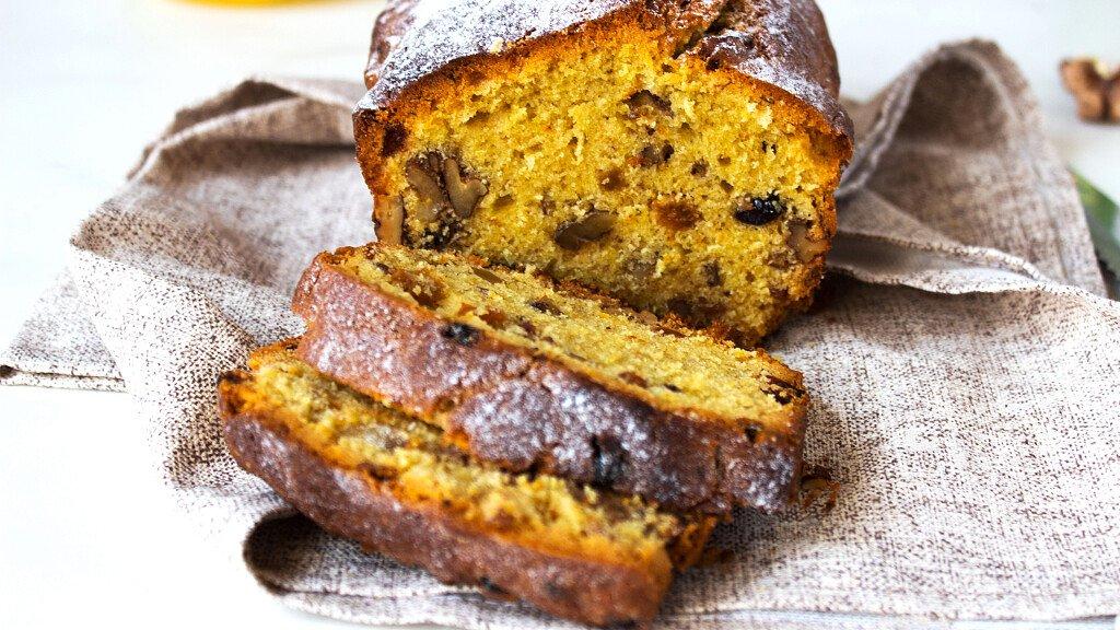 Recipe of Bread cake - cover
