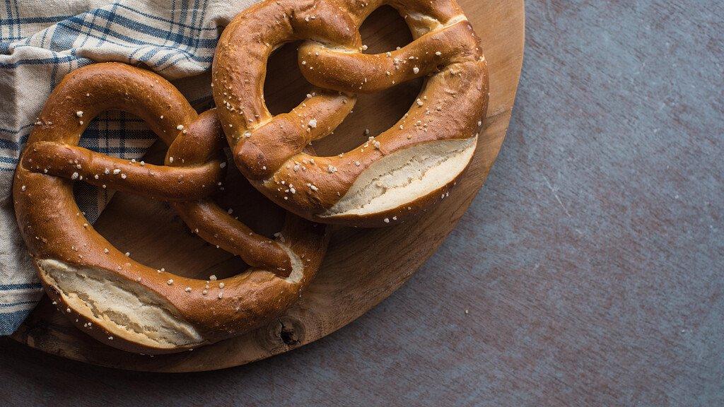 Ricetta del Pretzel - Laugenbrot: il pane delle Dolomiti - cover