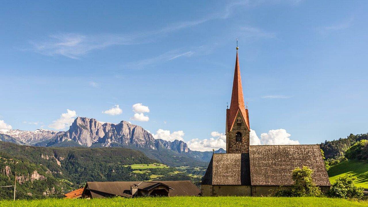 Chiesa di S. Ingenuino e S. Albuino a S. Ingenuino, vicino a Barbiano in Valle Isarco