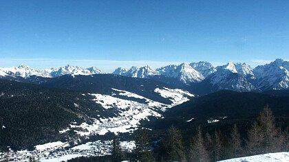 Tra Comelico e Sappada per trascorrere l'inverno sulle Dolomiti